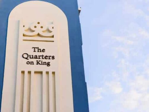 Home, The Quarters on King