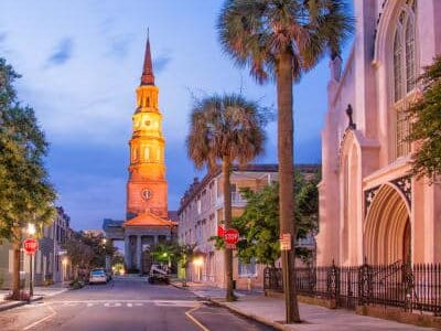 Downtown Charleston Attractions, The Quarters on King