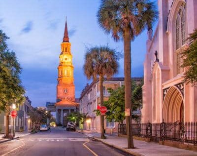 About Charleston, The Quarters on King