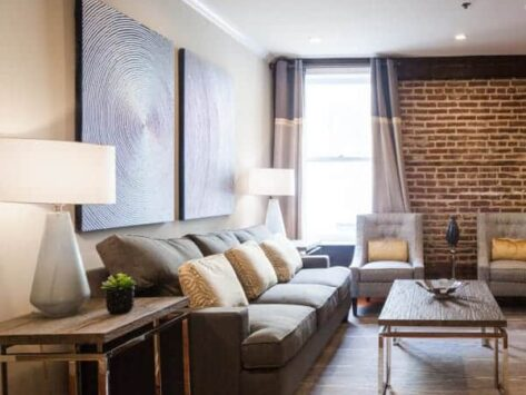 One Bedroom Loft, The Quarters on King